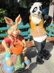 Brer Rabbit & Panda
