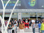 """Welcome to SVCC 2016"", shouts Ultra-Gor"