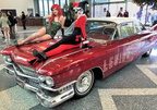 '59 Cadillac De Ville, modeled by Poison Ivy & Harley Quinn