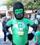 Ultra Green Lantern's sporting some bling!