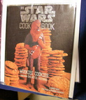 Star Wars Cook Book, featuring Wookie Cookies!
