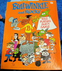 Bullwinkle & Rocky's role playing party game