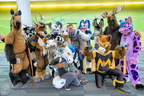 The Hooved Suiters Photoshoot
