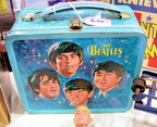 A $600.00 Beatles lunchbox!
