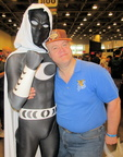 Moon Knight & Chris