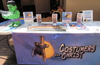 Costumers For Christ's table