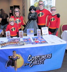 Costumers For Christ--The Incredibles!