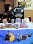 Costumers For Christ-- Catwoman & Batman!