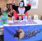 Costumers For Christ-- Ultra-Gor the Supergorilla!