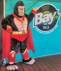 Ultra-Gor at the KBAY 94.5 booth!