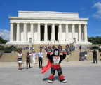 Ultra-Gor made it to the National Mall!