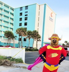 Accomodations for the Supercritters provided by Comfort Inn & Suites Oceanfront Resort!